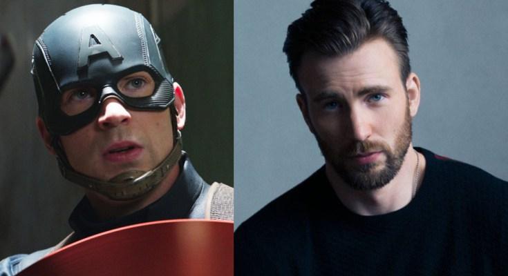 Chris Evans se despide del Capitán América