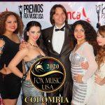 DÉCIMA ENTREGA DE PREMIOS FOX MUSIC USA